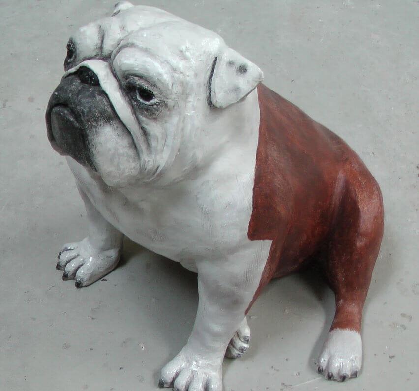 English-Bulldog-Richard-Austin-sculpture-2