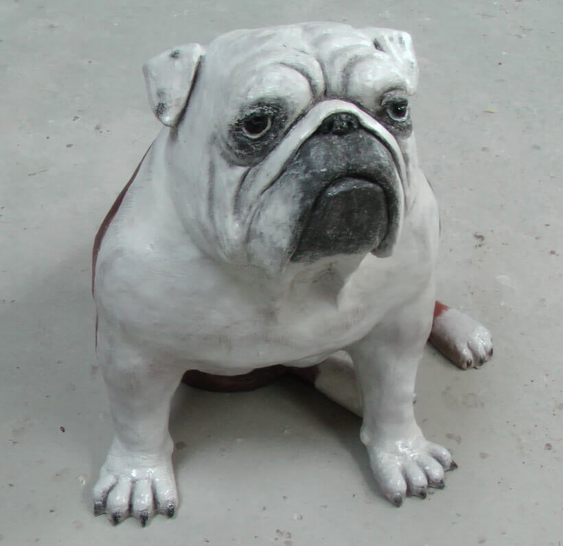 English-Bulldog-Richard-Austin-sculpture