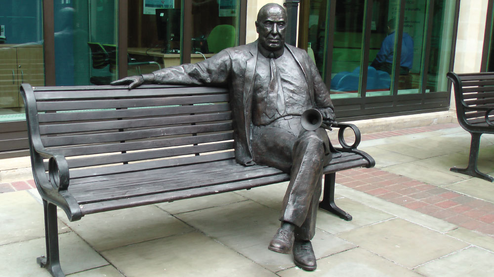 Malcom Arnold - Public Commissions - Richard Austin (2)