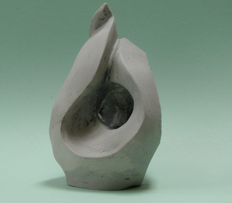 Optimism-Richard-Austin-sculpture-Abstract