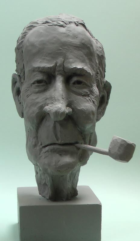 Tony-Benn-Richard-Austin-sculpture